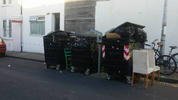 Council catches six fly-tippers in one night