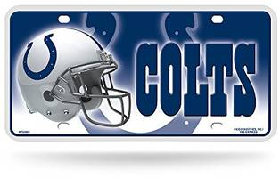 Top Best 5 indianapolis colts license plate frame for sale 2017