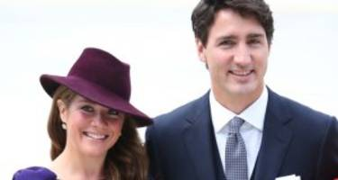 Love on the Road: The Canadian Prime Minister and His Wife are Giving Us Major #Couplesgoals!