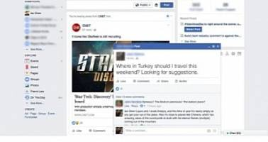 Facebook Tests Pop-Up Posts So You Don't Have to Leave the News Feed