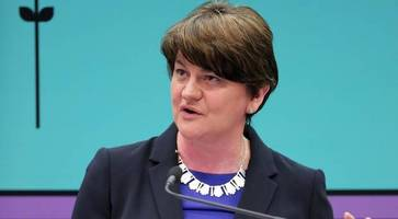 i want end to petition of concern, claims foster... but alliance dismisses call as an election stunt