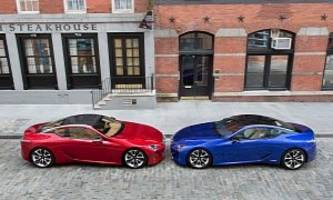 Lexus LC Now Available To Order In The UK, Pricing Starts From £76,595
