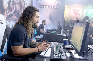 Jason Momoa talks 'For Honor,' growing up without a TV, and making Aquaman cool