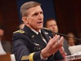 rantings of brilliant general mike flynn who lost the plot