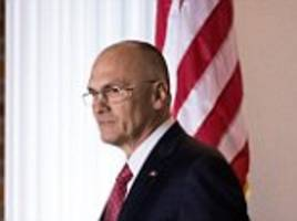Trump Labor pick Andrew Puzder to withdraw his nomination