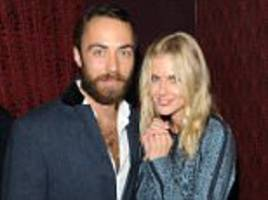 donna air treated for stress after james middleton split