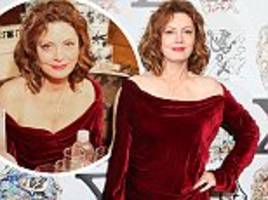 Susan Sarandon reveals she's BISEXUAL