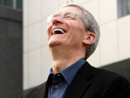apple's 'vision' for its next big thing convinced a big company to be purchased for cheap (aapl)