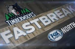 wolves fastbreak: minnesota holds its own with defending champs