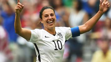 carli lloyd's manchester city move marks new chapter for us captain