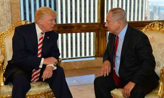 in dramatic break from us policy, trump set to drop two state solution in netanyahu meeting