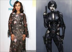 kerry washington is eyed to play domino in 'deadpool 2' as character's details are revealed