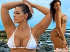 ashley graham returns to sports illustrated swimsuit issue