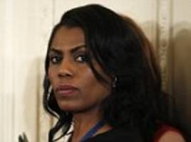 black reporter clashes with omarosa in trump white house