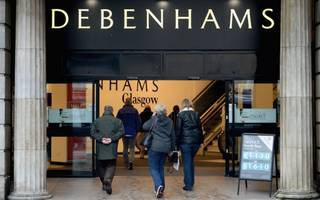 debenhams outed for not paying nearly 12,000 workers' national minimum wage