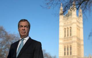nigel farage is staying away from the by-election featuring his successor