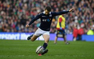 scots suffer six nations blow as captain laidlaw is laid low