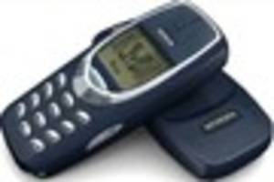 Nokia 3310 to be re-launched - at the cost of just £50