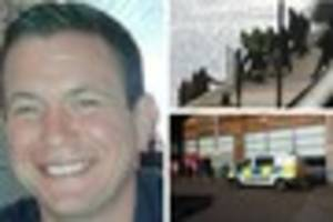 Community 'heartbroken' after man's body found in the canal
