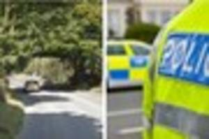 A358 between Chard and Axminster crash sees road blocked by...