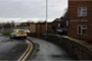 Armed police in Folkestone responded to reports that a man was...