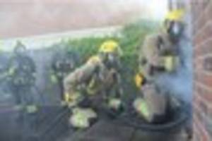 Would you like to be a firefighter? Recruitment evenings coming...