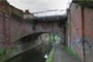 Man pulled from Bridgwater canal by firefighters as police appeal...