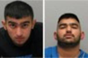 Two brothers have been jailed for attacking 16-year-old with a...