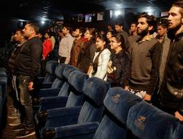 India Says Children – Like Theatergoers –  Should Sing The National Anthem In Schools