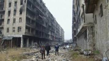 New talks seek to end Syria's war after nearly 6 years