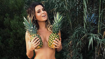 anastasia ashley announces she will be on 'naked and afraid'; video
