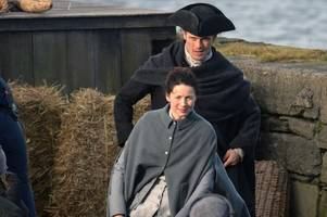 outlander fans from around the world set to gather in the highlands to celebrate show