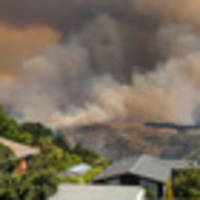 Civil Defence Minister Gerry Brownlee questions emergency response to the Port Hills wildfires