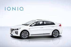 hyundai prices its all-new ioniq hybrid and ev below the competition