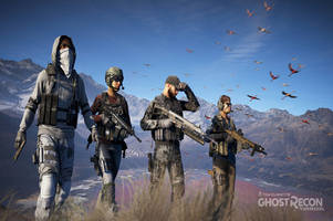 Take down a drug cartel in this month's 'Ghost Recon Wildlands' open beta