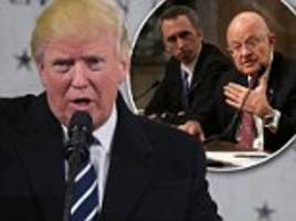 Intelligence officials withholding information from Trump