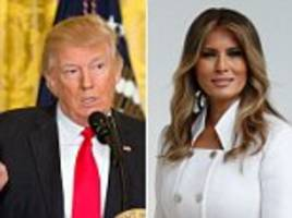 melania trump will be moving into the white house