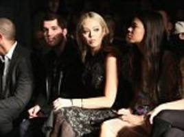 tiffany trump brings a friend to new york fashion week