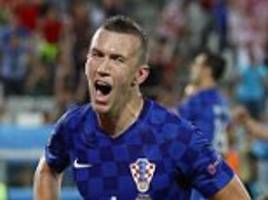 'ivan perisic can play for manchester united': simic