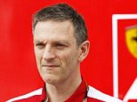 mercedes formula one team appoint james allison