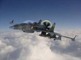 meet the plane that could replace the a-10 warthog