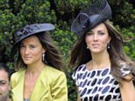 why kate middleton was destined to outshine pippa