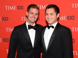 snap's 2 cofounders will sell up to $512 million in stock when their company ipos in march (snap)