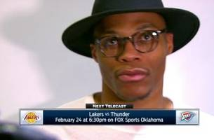 Russell Westbrook talks 116-105 win over New York