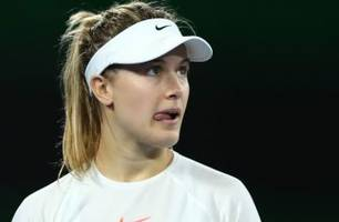 genie bouchard lost a super bowl bet, takes patriots fan out on date