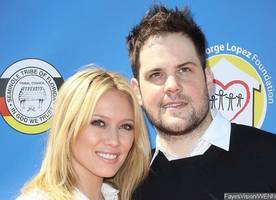 hilary duff's mom defends mike comrie amid rape accusation