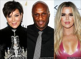 Report: Kris Jenner Secretly Advising Lamar Odom on How to Win Back Khloe Kardashian