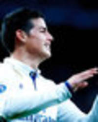 Real Madrid star James Rodriguez quizzed over transfer speculation… here's what he said