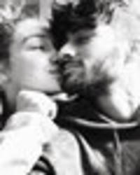 gigi hadid and zayn malik are 'couple goals' in loved-up selfie