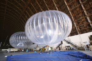 Alphabet no longer wants to blanket the earth with internet balloons